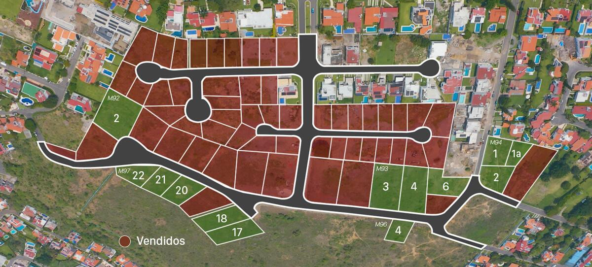 Lotificacion-Paisajes 7-Lomas de Cocoyoc- Inmobiliaria edico